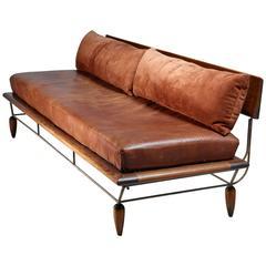Allen Ditson unique sofa, USA, 1960s