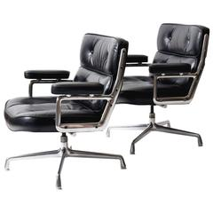 Eames Time Life Lobby Chairs for Herman Miller