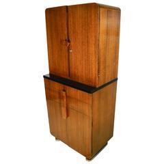 Elegant 39 Laure 39 Drink Cabinet For Sale At 1stdibs