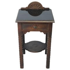 1920s Spanish Revival Night Stand