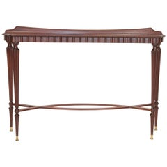 Italian Console Table by Paolo Buffa, circa 1945