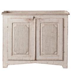 Swedish Early 19th Century Late Gustavian Sideboard