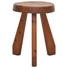 Charlotte Perriand Sandoz Stool, France, circa 1960