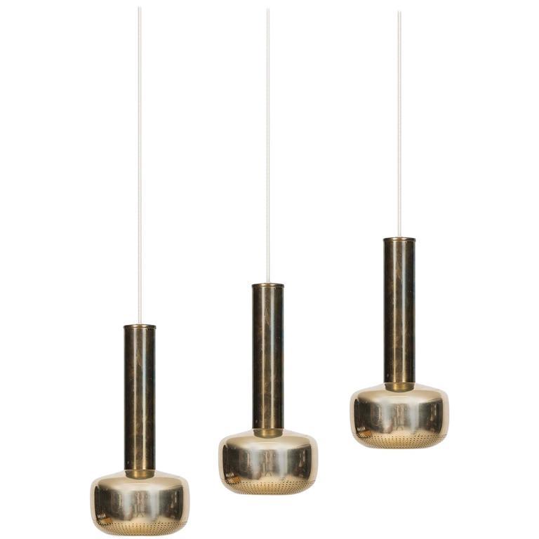 Vilhelm Lauritzen Ceiling Lamps by Louis Poulsen in Denmark