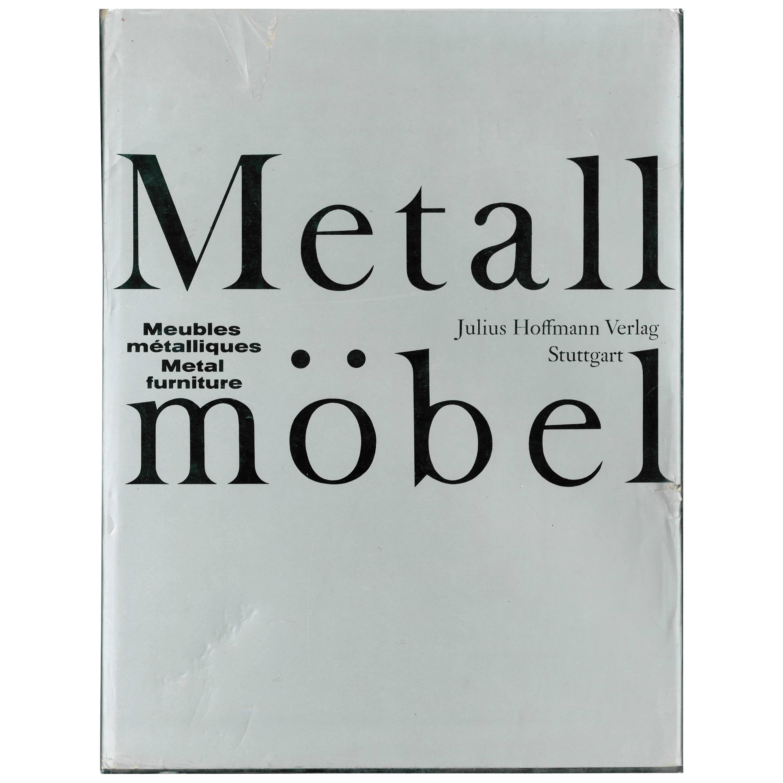 "Metal Furniture, ""Metall mobel"" 'Book'"
