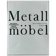 "Metal Furniture, ""Metall mobel"" 'Book'"