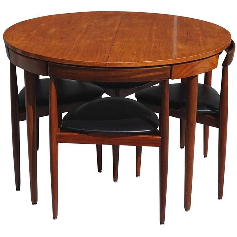 Mid-Century Modern Dining Set, Hans Olsen For Sale At 1stdibs