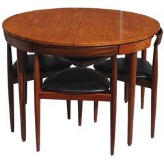 20th Century Dining Set by Hans Olsen