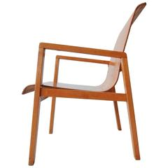 Alvar Aalto Hallway Chair No.403 for Finmar
