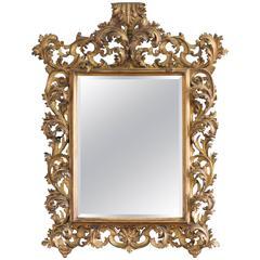 Italian, 19th Century Wall Mirror