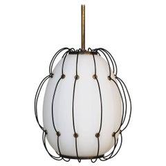 Italian Lantern by Stilnovo