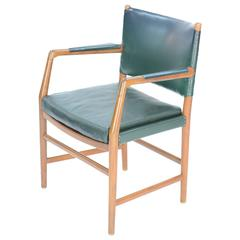 First Production Hans Wegner Aarhus City Hall Desk Chair for Planmobler, 1940