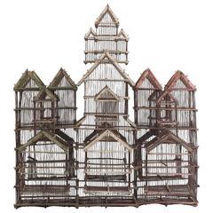 Architectural Birdcage