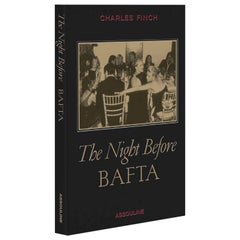 """The Night Before BAFTA"" Book"