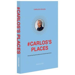 """#Carlos's Places"" Book"