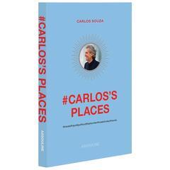 """#Carlos's Places"" Book"