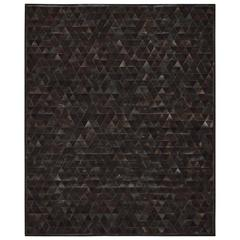 Hide Collection Pyramid Rug