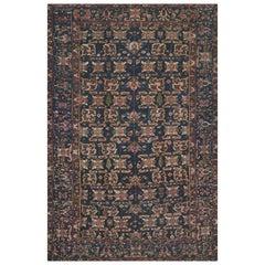Late 19th Century Bakhtiari Rug from Persia