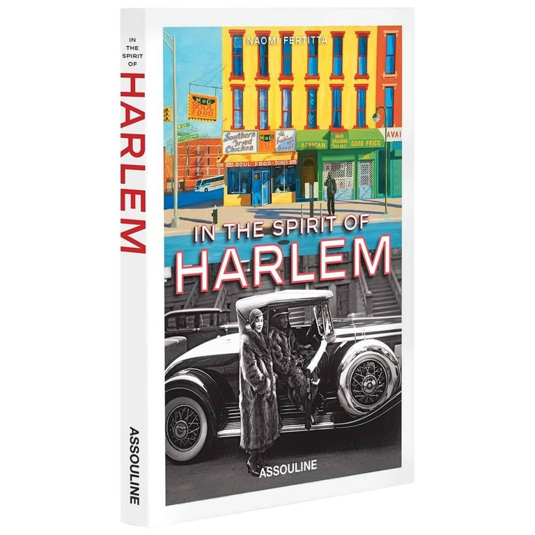 """""""In the Spirit of Harlem"""" Book For Sale"""