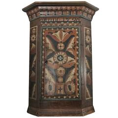 primitive country cabinet at 1stdibs