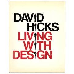 """David Hicks, Living with Design """"Book"""""""