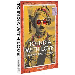 To India with Love Book