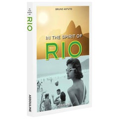 """In the Spirit of Rio"" Book"