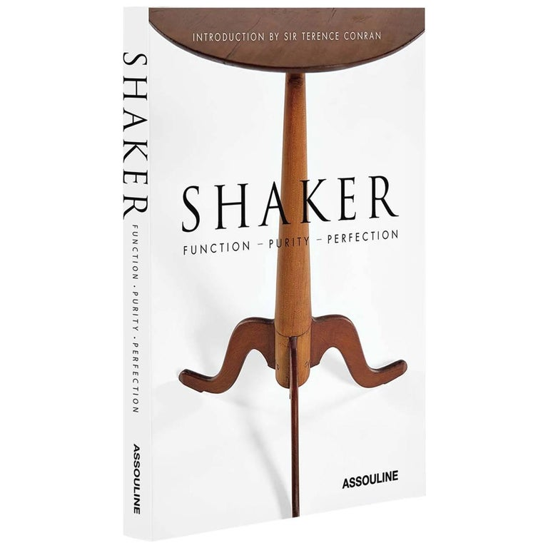 """Shaker: Function, Purity and Perfection"" Book For Sale"