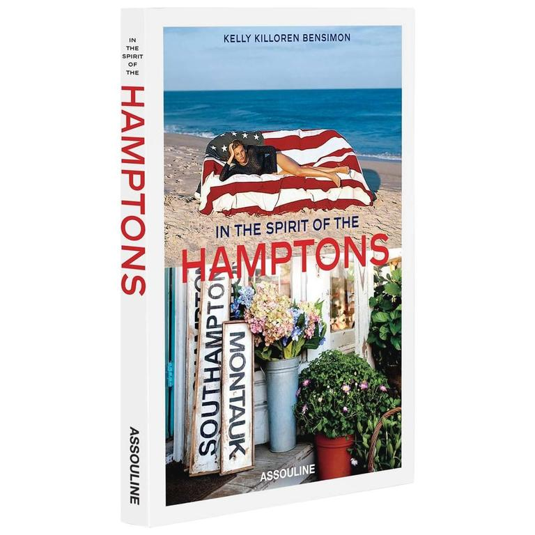 """""""In the Spirit of the Hamptons"""" Book For Sale"""