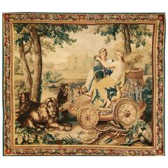 18th Century Gobelins Tapestry After Le Brun