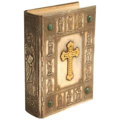 French La Sainte Bible or the Holy Bible