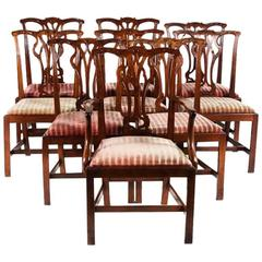 Antique Georgian-Style Chairs
