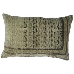 Malayer Lumbar Rug Pillow