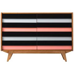 1960's Chest of Drawers by Jiri Jiroutek