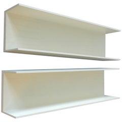 Set of Two Bookshelves by Walter Wirz for Wilhelm Renz Germany, 1960s