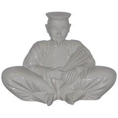 Figurative Ceramics 1970s Very Special Buddha