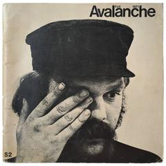 Avalanche Fall 1971, Willoughby Sharp & Liza Béar