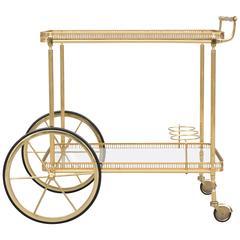 Swedish Bar Cart
