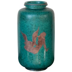 William Kåge Argenta Vase for Gustavsberg #4, circa 1940