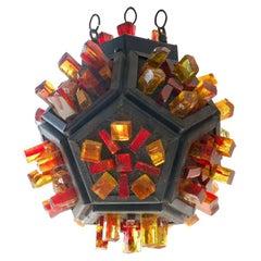 Polyhedral Hanging Lantern