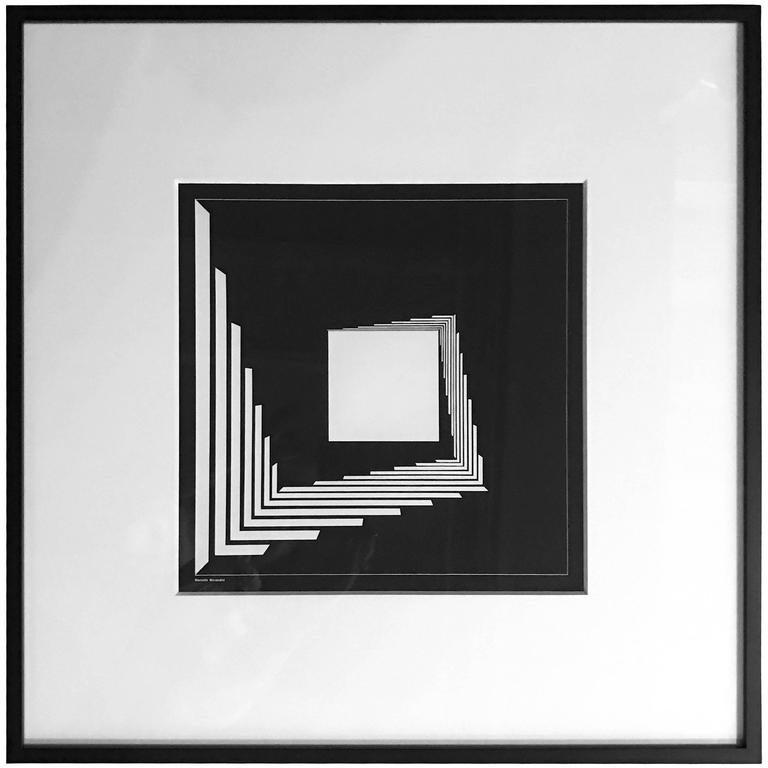 Contemporary by Italian Artist Morcello Morandini