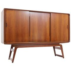 Danish Mid-Century Modern Clausen and Son Sideboard, 1960s