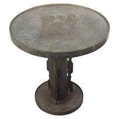 Phillip & Kelvin Laverne Etruscan Side Table