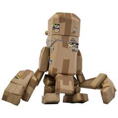 Michael Lau 2002 Very Rare S.F.M.L. #30 M.I.C.H.A.E.L. Designer Toy