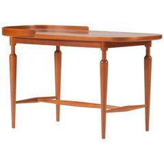 Mahogany Side Table by Josef Frank
