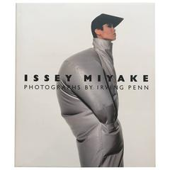 Issey Miyake, Photographs by Irving Penn