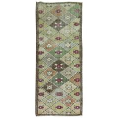 Shabby Chic Turkish Deco Runner