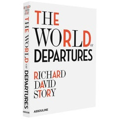 """""""The World Departures"""" Book"""