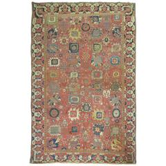 Antique Bidjar Carpet, Northwest Persia