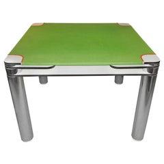 """Joe Columbo """"Poker"""" Table, 1968"""